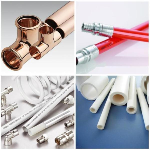 Выбираем армированные полипропиленовые трубы для отопления