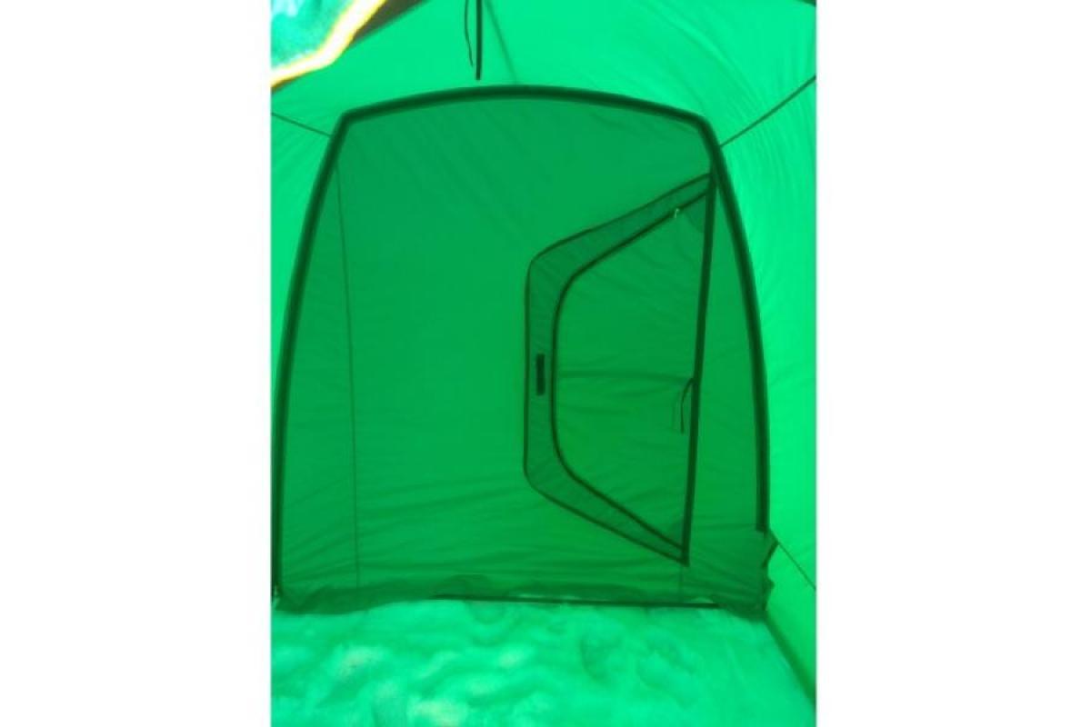 Баня палатка – несравненная помощница туриста-походника!
