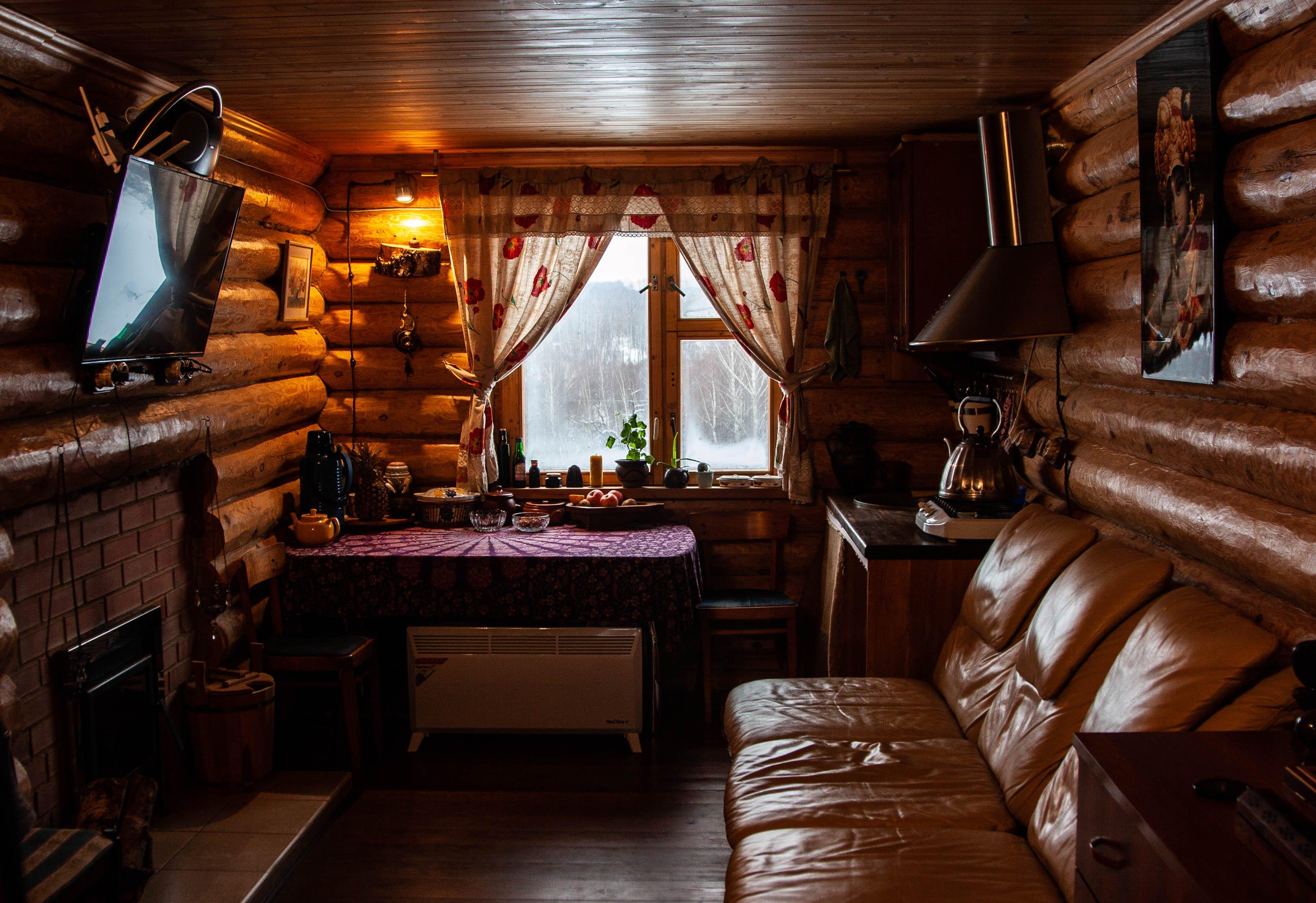 Комната отдыха в бане с фото примеров и готовые проекты | папа мастер!