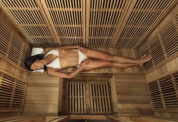 Инфракрасная сауна – правила посещенияи все секреты применения