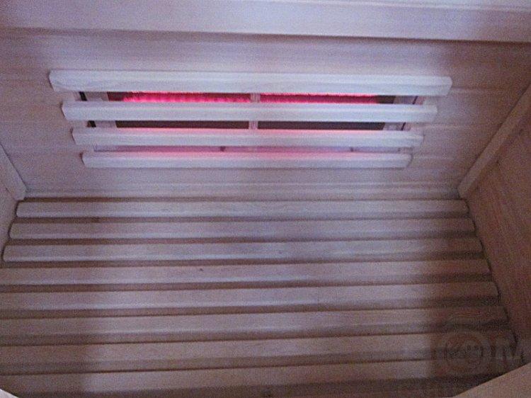 Чем отличаются инфракрасные обогреватели для сауны от печи