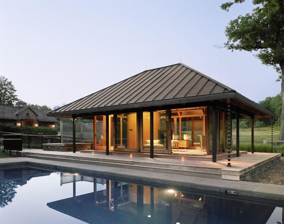 Беседка с баней под одной крышей — подборка интересных проектов для дачного участка