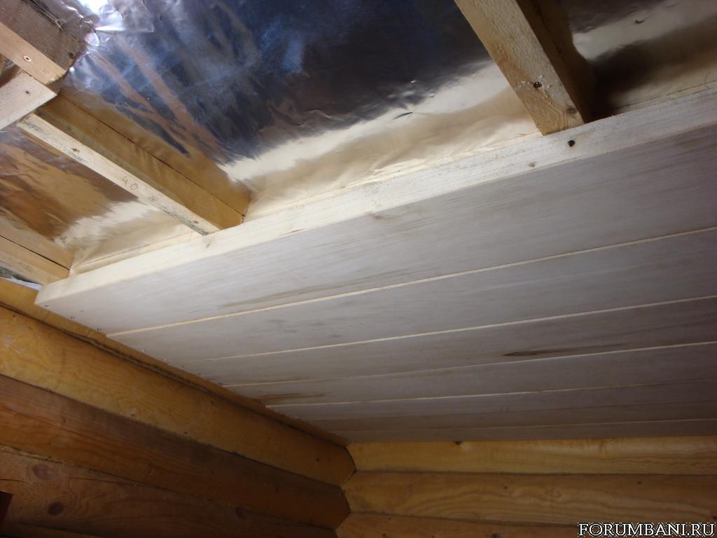 Потолок в бане: из чего лучше сделать, советы профессионалов; конденсат: почему капает, чем закрыть, чем отделать, как убрать смолу