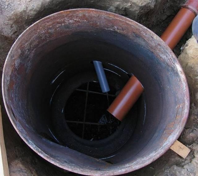 Выгребная яма своими руками без откачки - возможные варианты