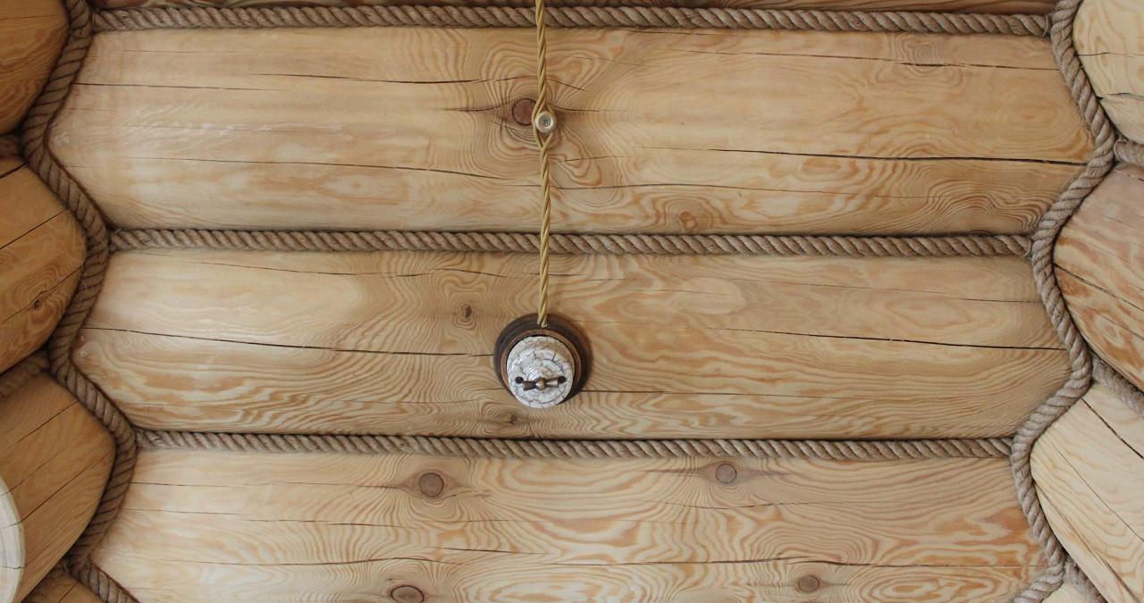 Надежная и безопасная электропроводка в бане по советам мастеров