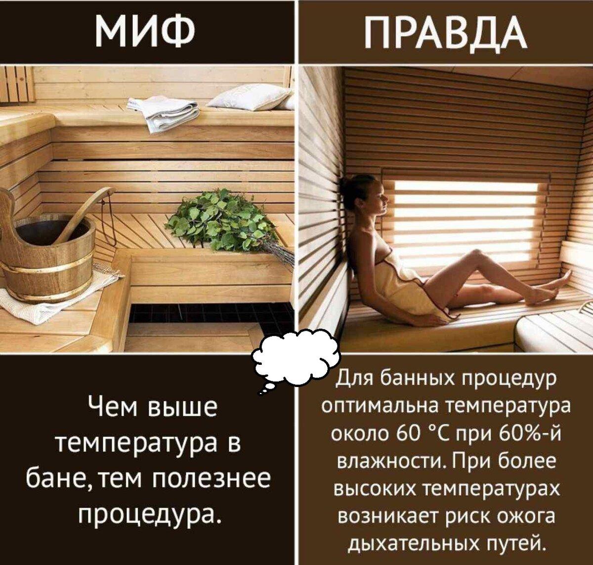 Полезные свойства бани для мужчин