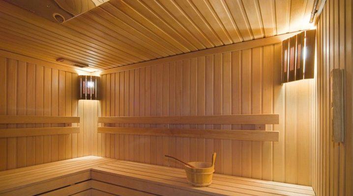 Как сделать освещение в бане своими руками (в тч в парилке)