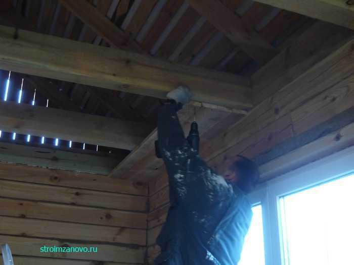 Потолок в бане своими руками: пошаговое руководство, инструкция по устройству и возведению, как сделать потолок из досок в бане из сруба с холодным чердаком, как подшить, чем закрыть потолок из досок правильно, фото и видео