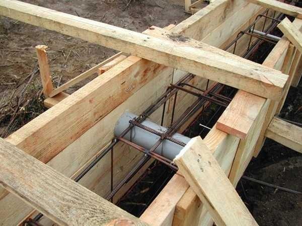 20+ этапов строительства фундамента для бани своими руками [+8 фото]