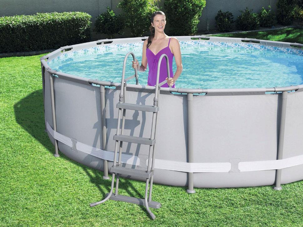 Топ-7 лучших каркасных бассейнов для дачи: какой купить, отзывы, цены