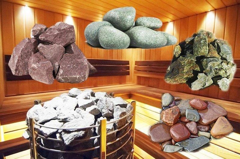 4 ответа на вопрос какие камни нужны для каменки в баню [+обзор основных материалов]