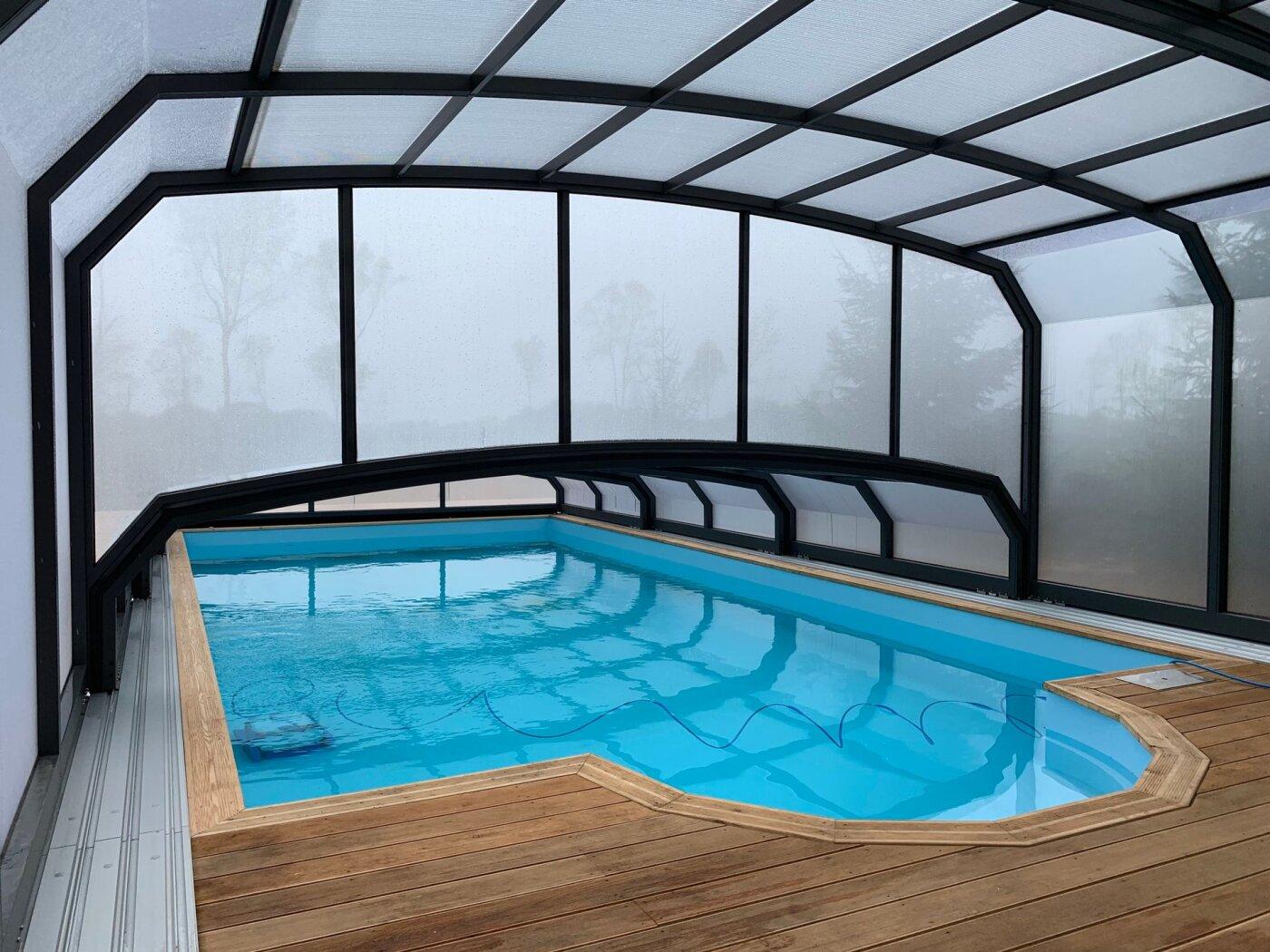 Подогрев бассейна на даче: все способы и варианты