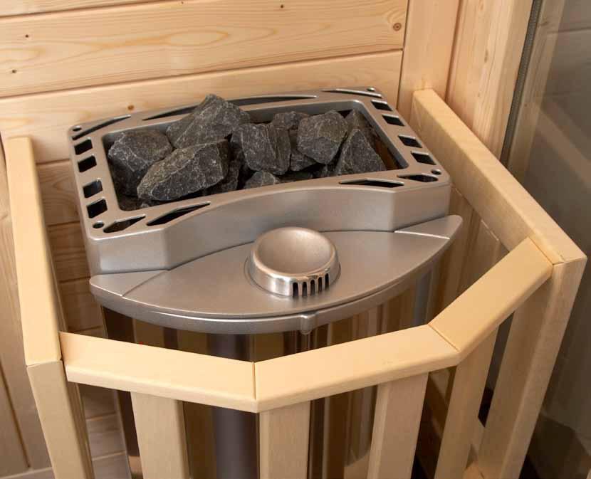 Финские электрокаменки для саун