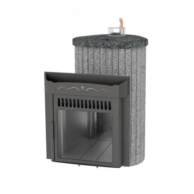 Маленькая печь для бани: мини кирпичная