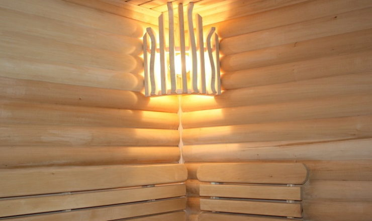 Как выбрать и установить лампы для бани