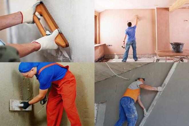 4 способа выровнять стены под внутреннюю отделку