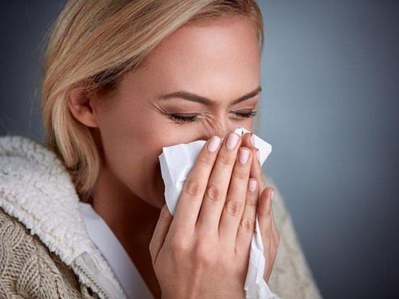 Баня при гриппе