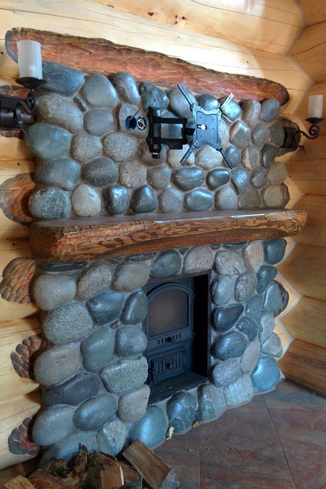 Декоративная облицовка печей и каминов