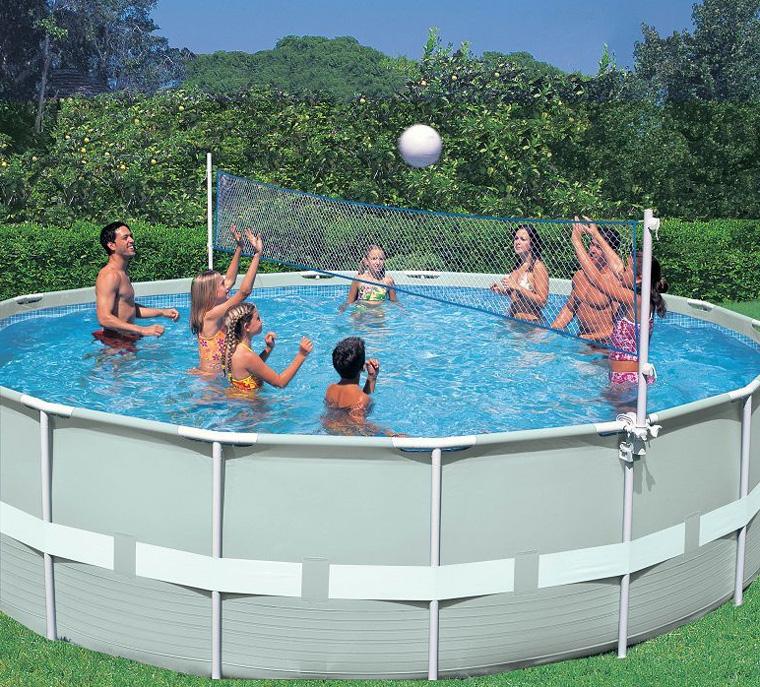 Какой бассейн лучше: каркасный или надувной, отзывы, чем отличаются, что практичнее, прочнее, выбор детского, сравнение, видео