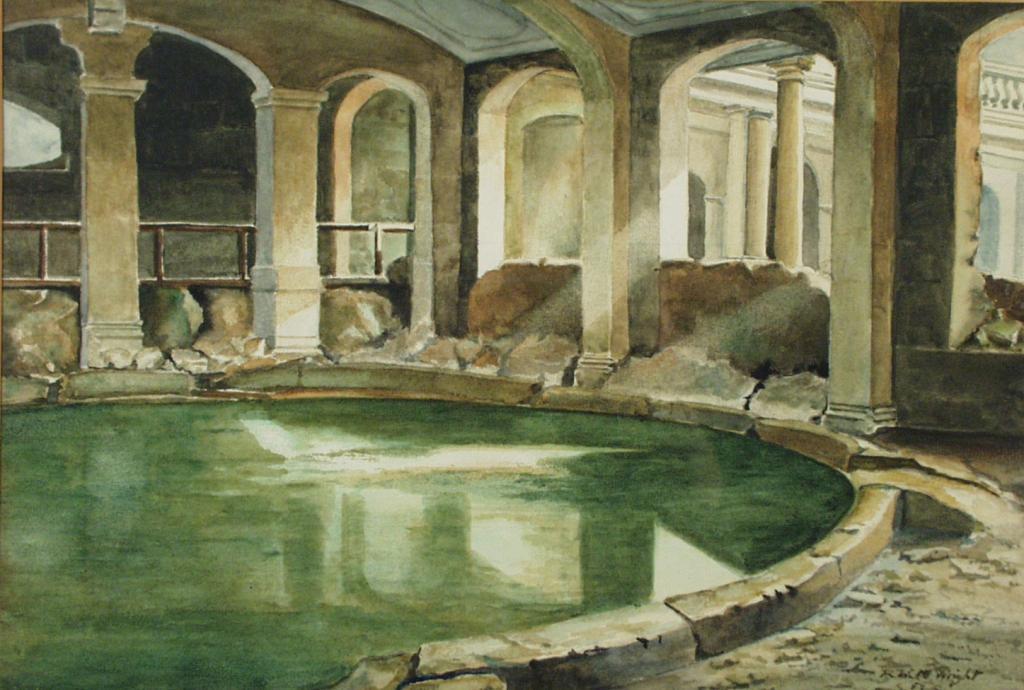 Римские бани и их значимость в древнем риме | 39rim.ru