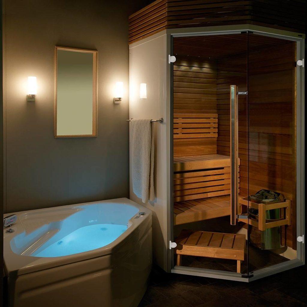 Купить или сделать мини-сауну в квартиру: цена домашней бани и особенности ее установки своими руками