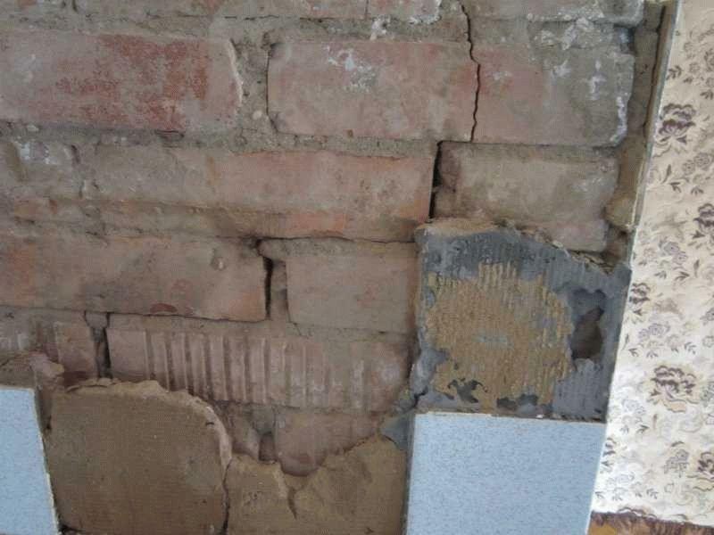Почему появляются трещины в печах? и как их устранить - самстрой - строительство, дизайн, архитектура.
