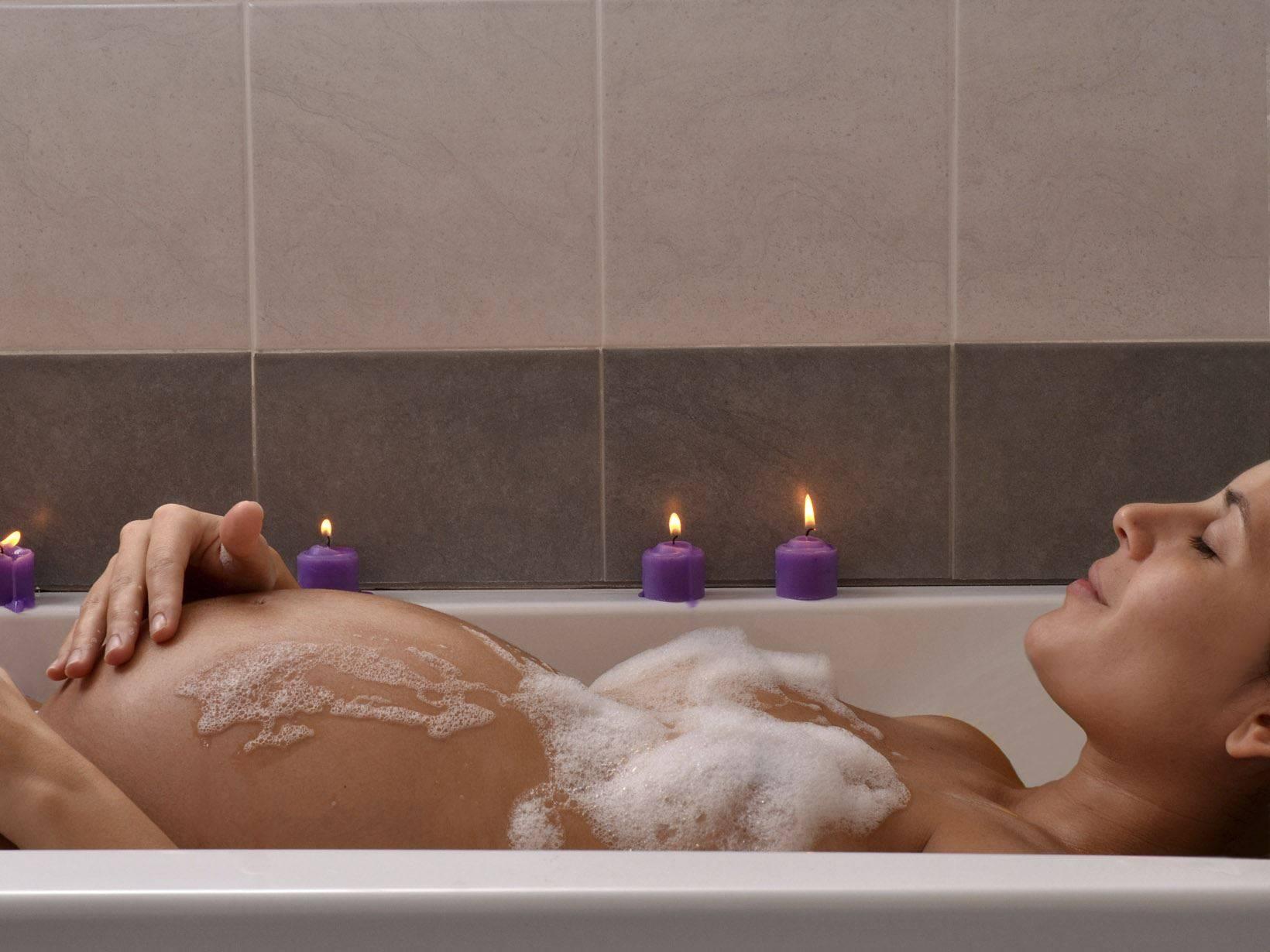 Можно ли ходить в баню во время беременности