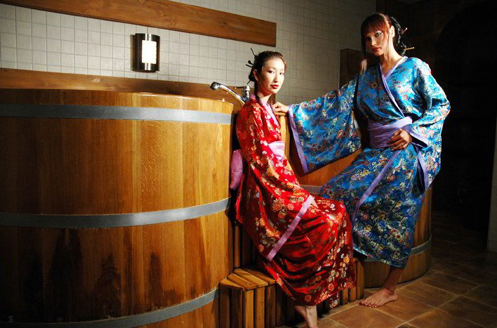 Японская баня - отличия японской бани сэнто, история, правила поведения в японской бане