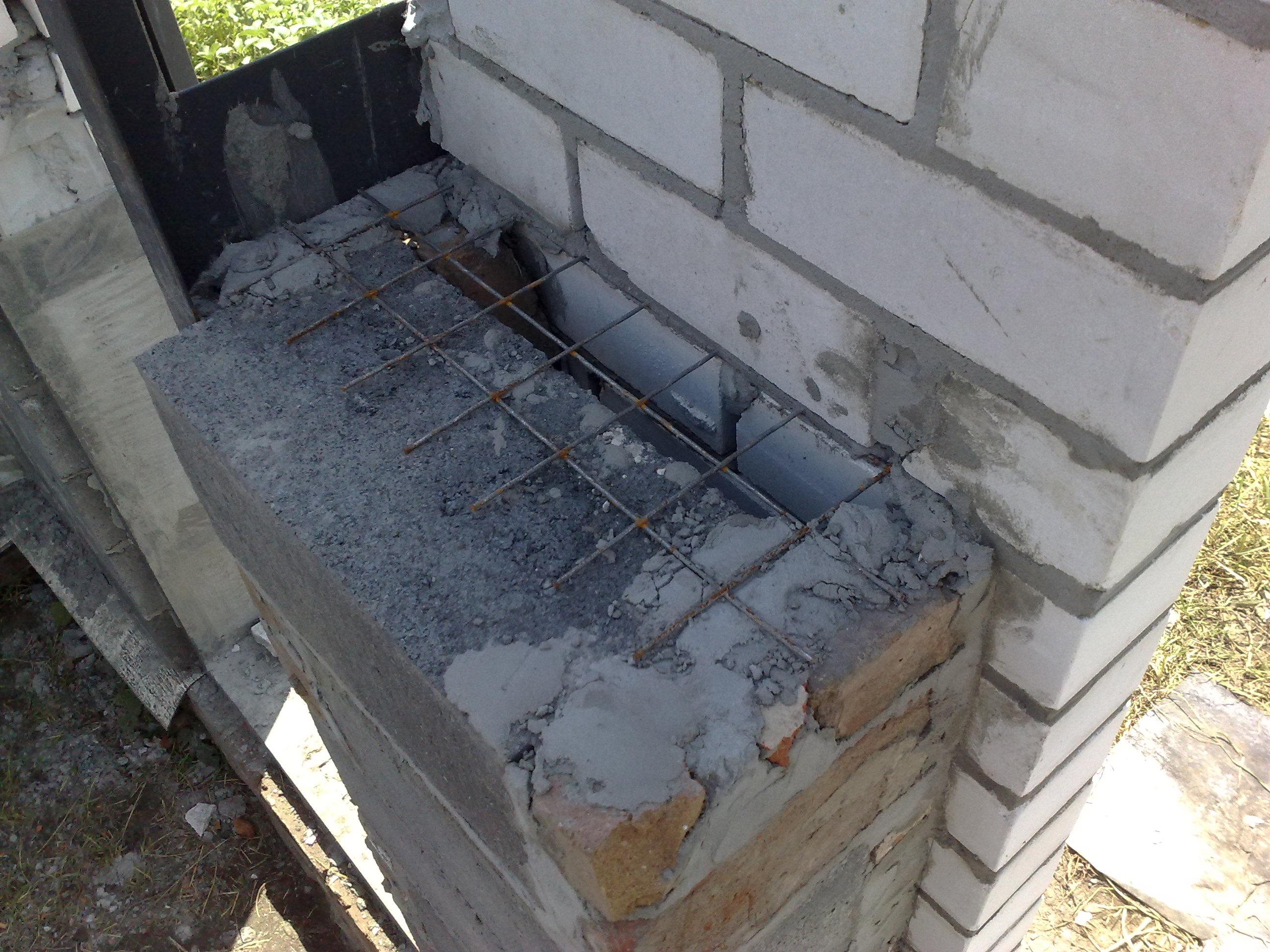 Баня из шлакоблока своими руками. строим баню из шлакоблока. поэтапный процесс возведения бани из шлакоблока