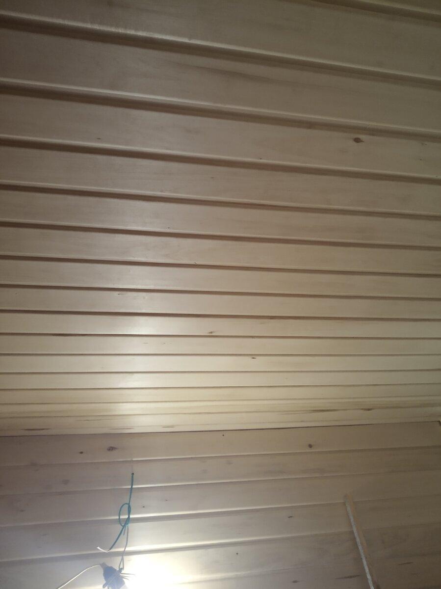 Стены из вагонки в бане - монтаж, обработка и уход