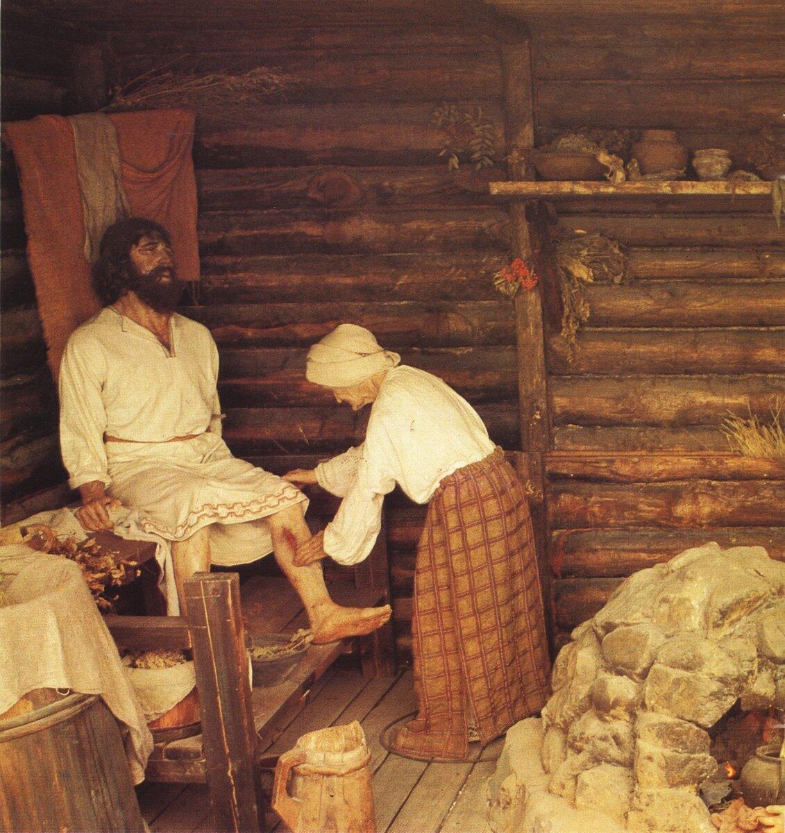 Русская баня: устройство, традиции, секреты, история