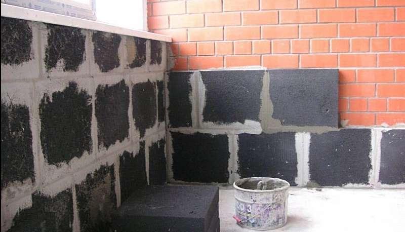 Пеностекло: преимущества, недостатки, технология утепления материалом