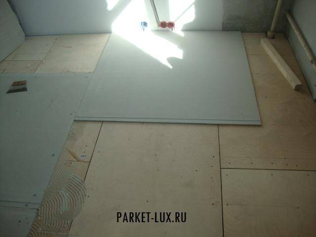 Укладка плитки на пол с предварительной укладкой плит гвлв | opolax.ru