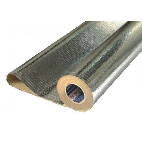 Фольга для теплого пола: виды теплоизоляционных материалов, монтаж подложки