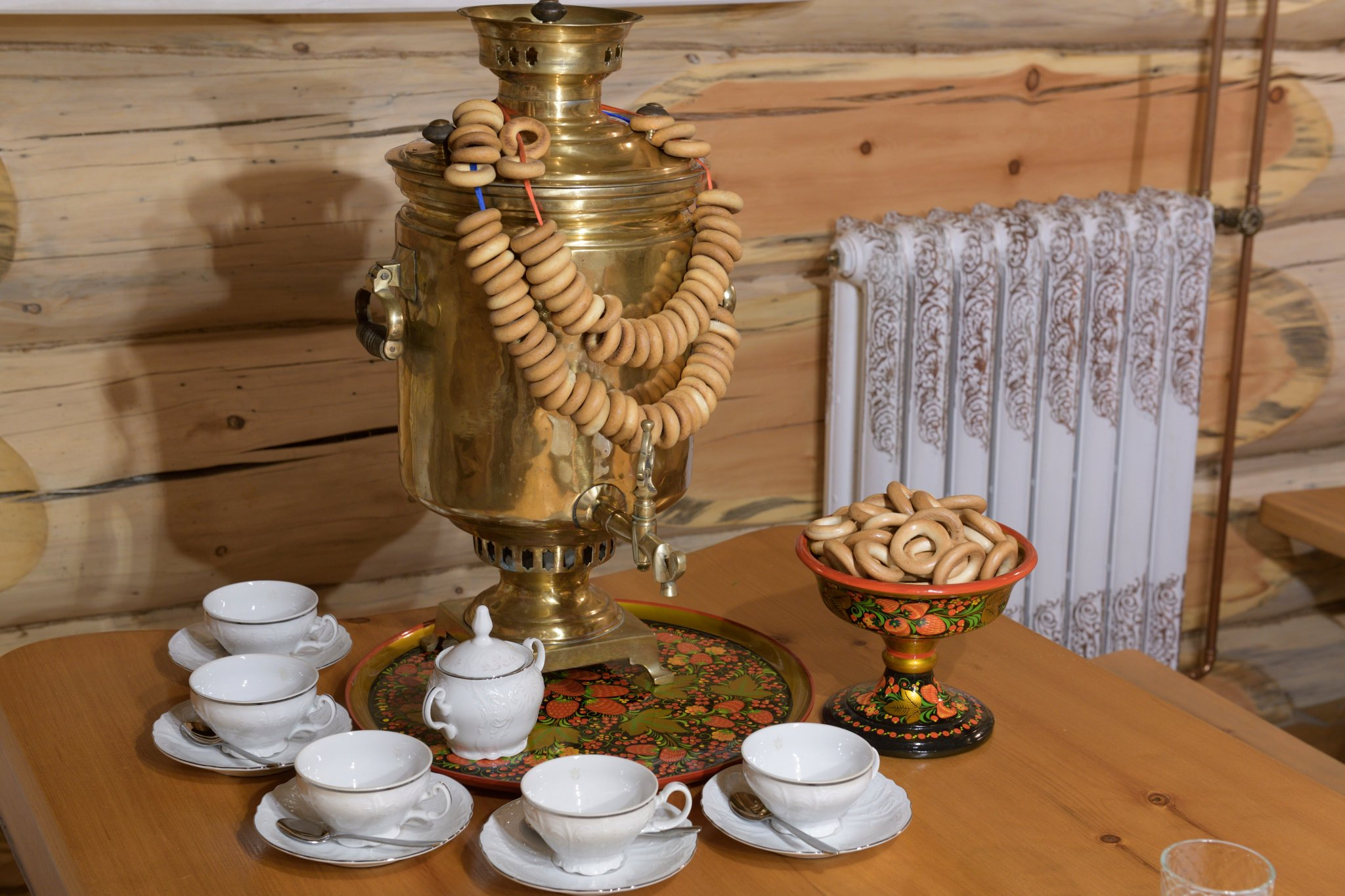 Какой чай пьют в бане