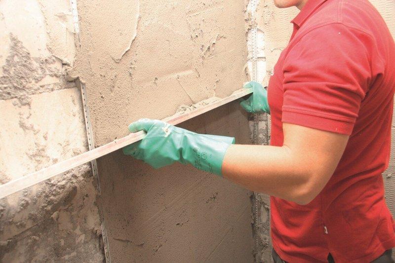 Как выровнять стены в квартире: виды, способы, материалы, этапы, инструмент, фото и видео