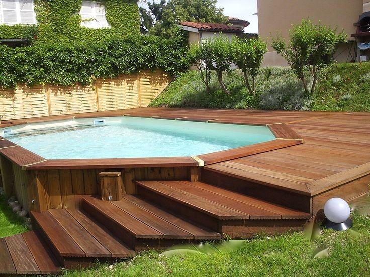 Деревянный бассейн своими руками - как построить