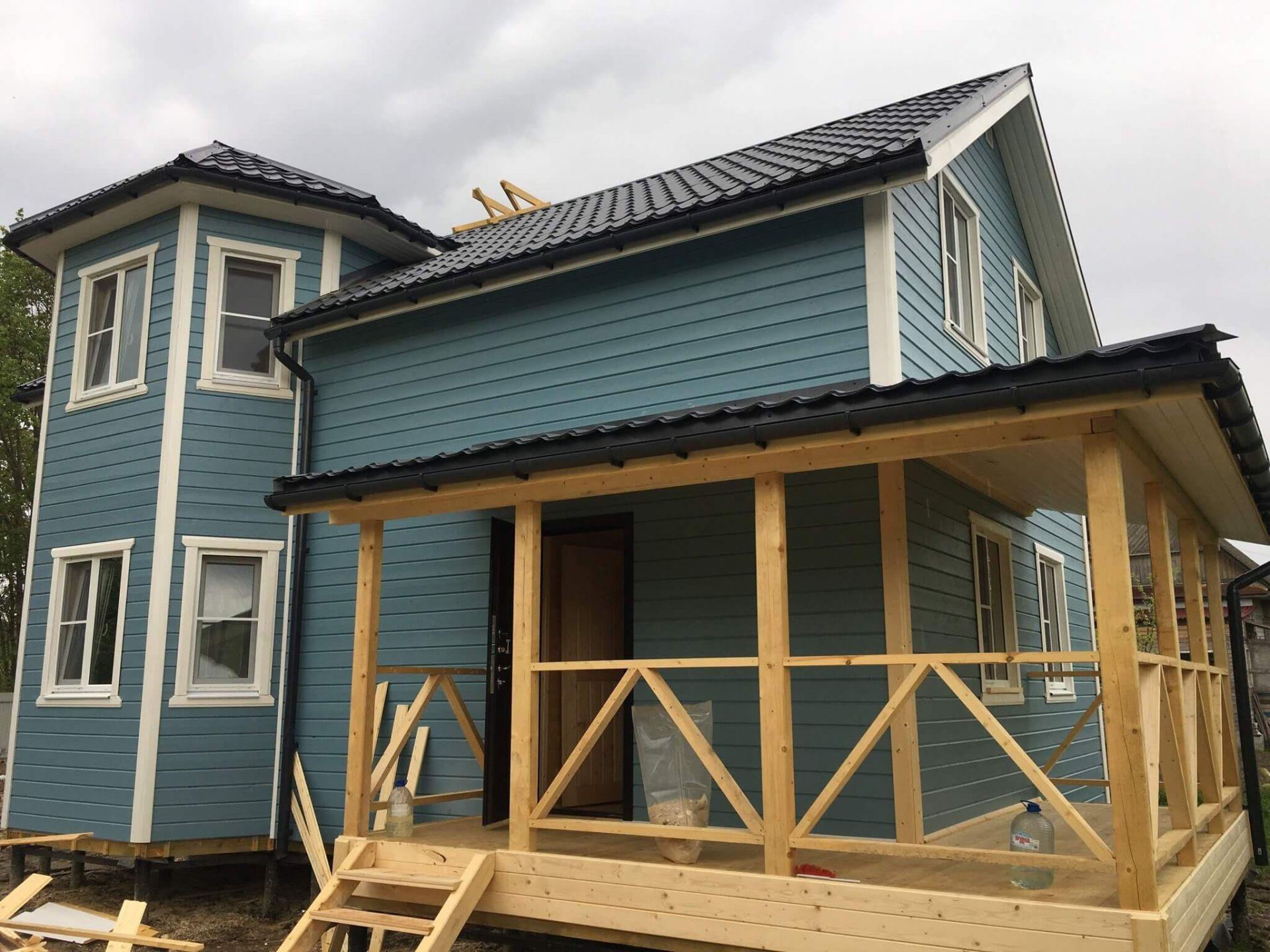 Баня внутри дома: составляем проект и схему