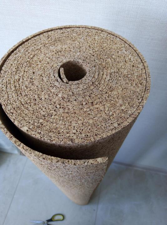 Монтаж пробкового утеплителя, разновидности материала и область применения