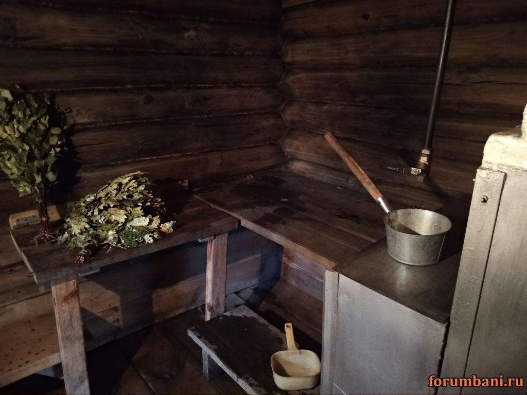 Деревенские русские бани — возвращаемся к истокам