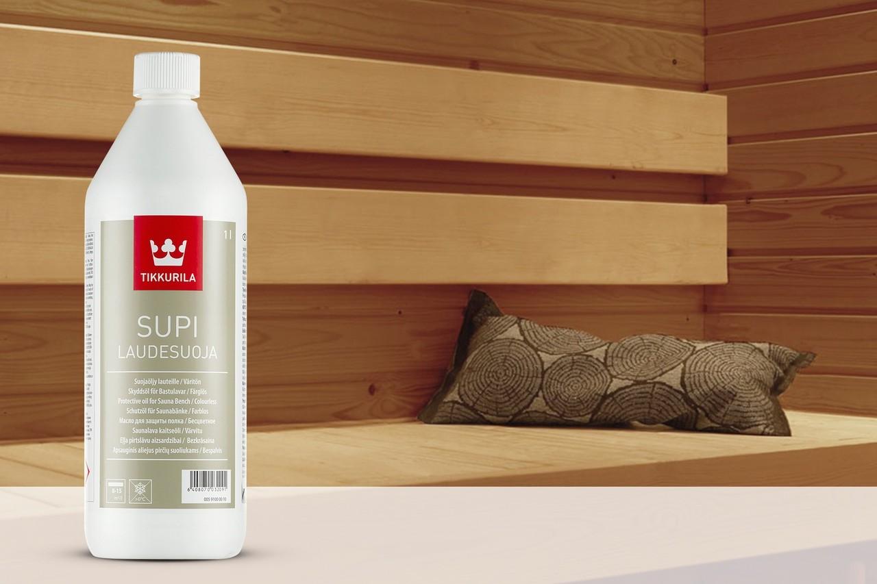 Масло для полков бани [пропитка]: чем обработать древесину?