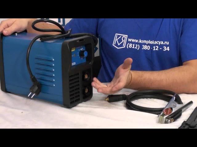 Как выбрать инверторный сварочный аппарат для дома? На что обратить внимание