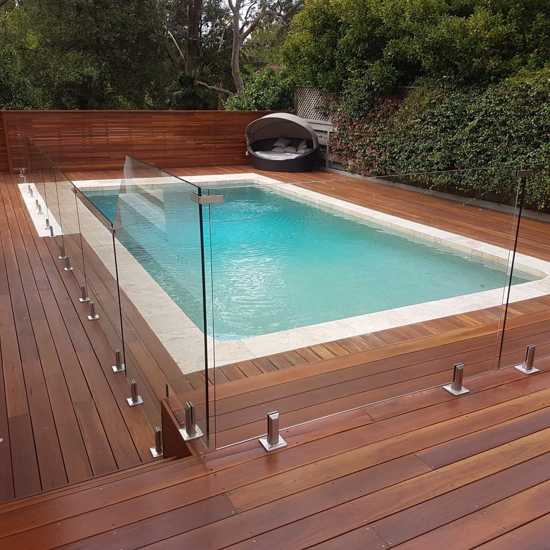 Тонкости строительства бассейна в деревянном доме