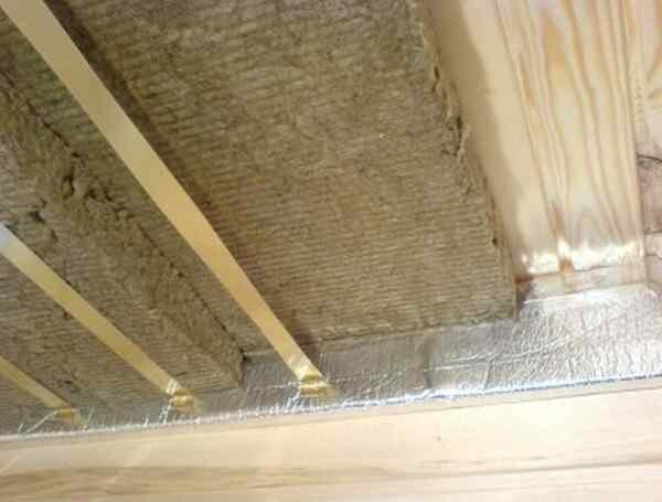 Какой утеплитель для потолка и стен бани лучше: как выбрать хороший и технология утепления