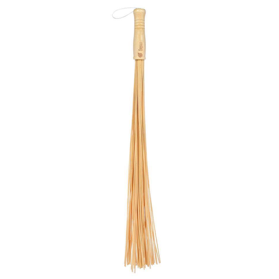Как использовать бамбуковый веник для бани и как проводить массаж