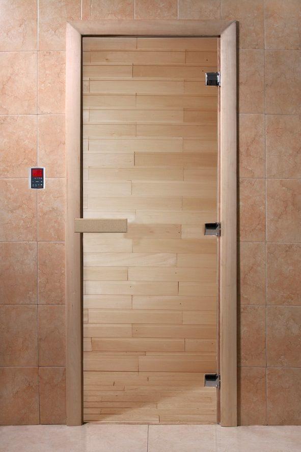 Стеклянные двери для сауны и бани: разновидности, устройство, комплектующие, особенности монтажа и эксплуатации