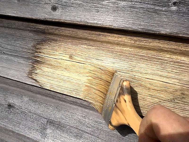 Как избавиться от плесени на древесине: подручные средства и специальные растворы