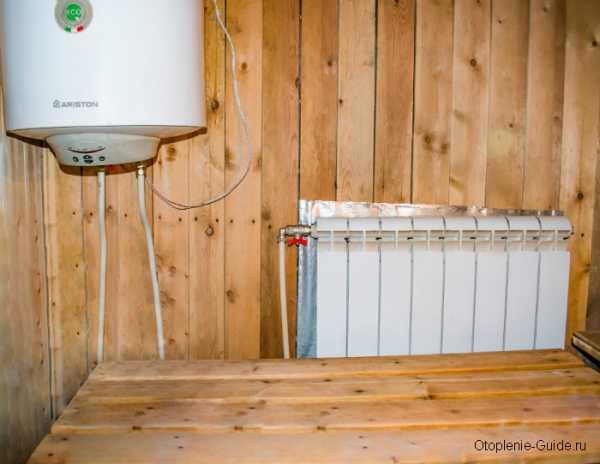 Отопление бани газом своими руками: конструкция и строительство