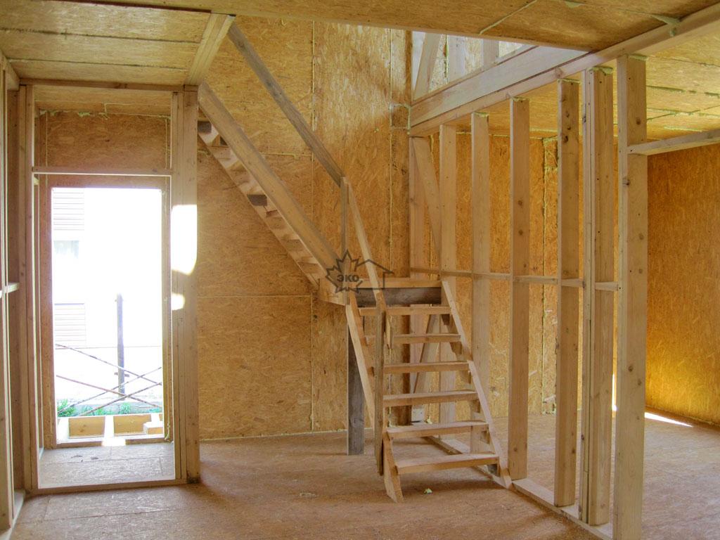 Дом из сип панелей своими руками – плюсы и минусы технологии