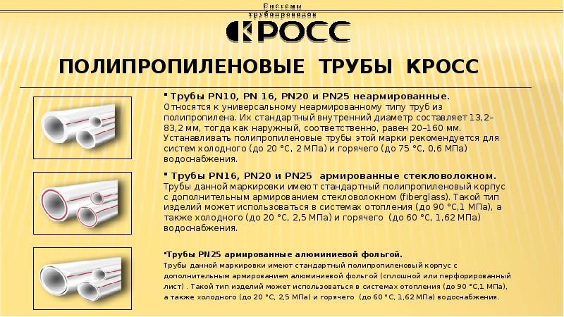 Как выбрать полипропиленовые трубы для грамотного устройства отопительной системы